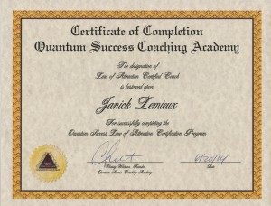 QSCA certified